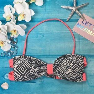 Malibu Dream Girl Bikini Top. Medium